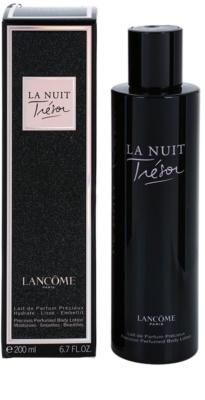 Lancome La Nuit Trésor молочко для тіла для жінок
