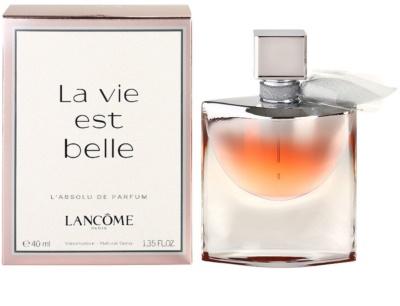 Lancome La Vie Est Belle L'Absolu Eau de Parfum para mulheres