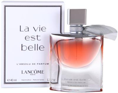 Lancome La Vie Est Belle L'Absolu парфумована вода тестер для жінок 3