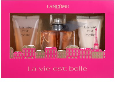 Lancome La Vie Est Belle lote de regalo