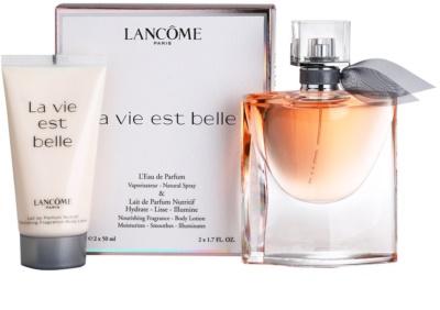Lancome La Vie Est Belle ajándékszett