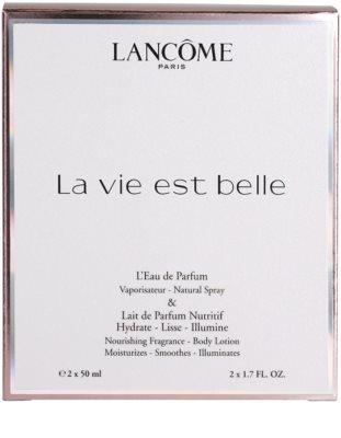 Lancome La Vie Est Belle ajándékszett 1