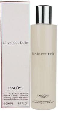 Lancome La Vie Est Belle leite corporal para mulheres