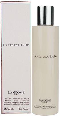 Lancome La Vie Est Belle testápoló tej nőknek
