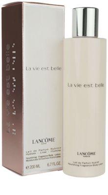 Lancome La Vie Est Belle tělové mléko pro ženy 1