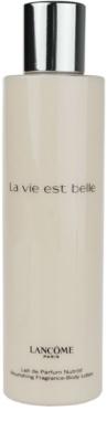 Lancome La Vie Est Belle tělové mléko pro ženy 2
