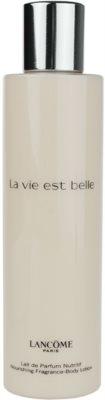 Lancome La Vie Est Belle тоалетно мляко за тяло за жени 2