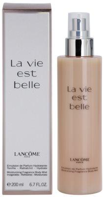 Lancome La Vie Est Belle spray corporal para mujer