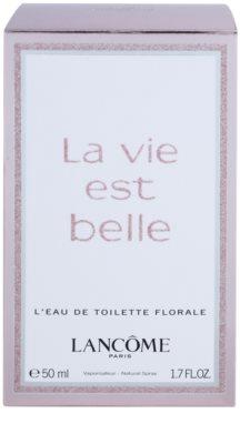 Lancome La Vie Est Belle Florale Eau de Toilette für Damen 2