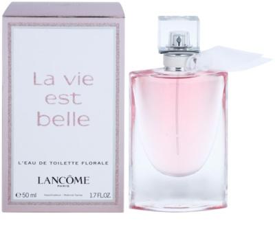 Lancome La Vie Est Belle Florale Eau de Toilette for Women