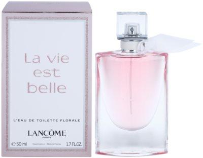 Lancome La Vie Est Belle Florale toaletna voda za ženske