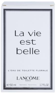Lancome La Vie Est Belle Florale туалетна вода тестер для жінок 2