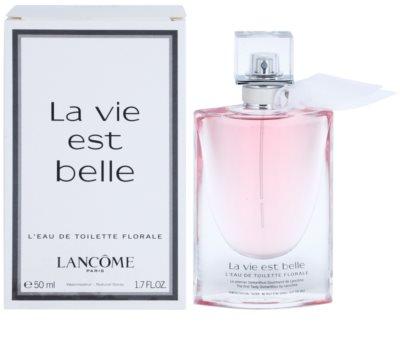 Lancome La Vie Est Belle Florale туалетна вода тестер для жінок 1