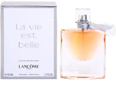 Lancome La Vie Est Belle L'Eau De Parfum Legere Eau De Parfum pentru femei