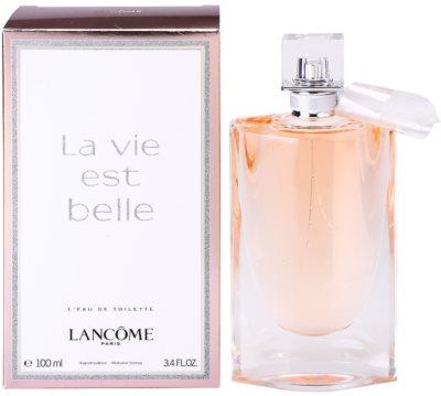 Lancome La Vie Est Belle L'Eau de Toilette Eau de Toilette pentru femei
