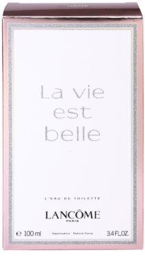 Lancome La Vie Est Belle L'Eau de Toilette toaletní voda pro ženy 4