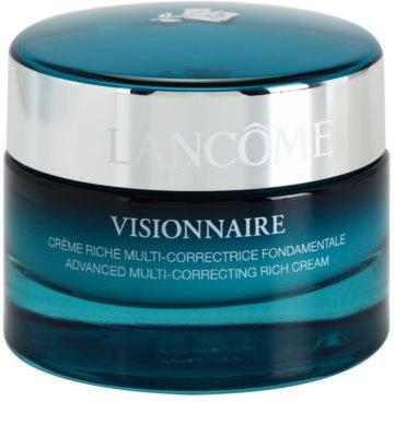Lancome Visionnaire mascarilla hidratante intensa antiarrugas para pieles secas