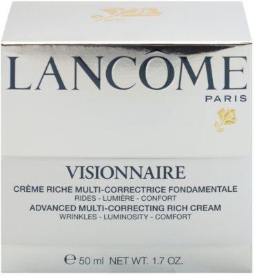 Lancome Visionnaire intensive feuchtigkeitsspendende Creme gegen Falten für trockene Haut 3