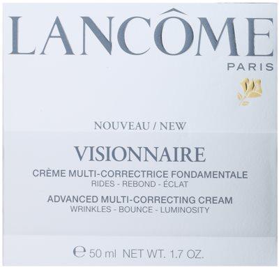 Lancome Visionnaire creme corretor de alisamento para contorno e brilho da pele 2