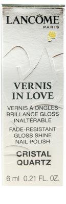 Lancome Vernis in Love verniz de secagem rápida 1