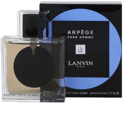 Lanvin Arpége pour Homme Eau de Toilette pentru barbati 2
