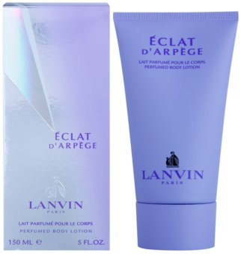Lanvin Eclat D'Arpege leite corporal para mulheres