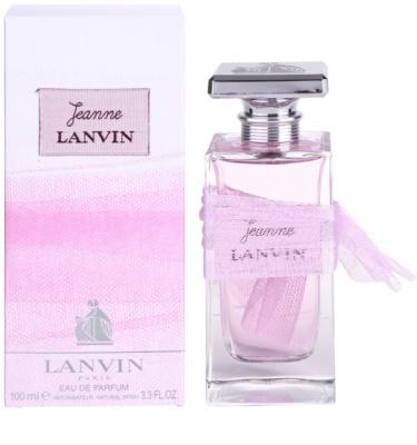Lanvin Jeanne Lanvin Eau de Parfum para mulheres