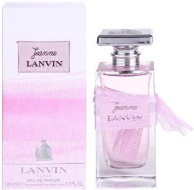 Lanvin Jeanne Lanvin woda perfumowana dla kobiet