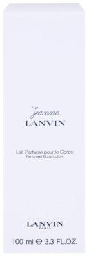 Lanvin Jeanne Lanvin testápoló tej nőknek 2