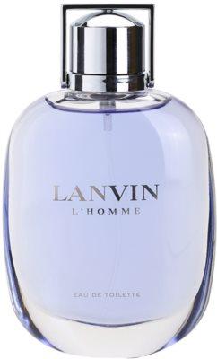 Lanvin L'Homme Eau de Toilette für Herren 2