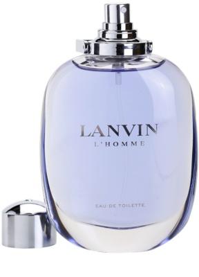 Lanvin L'Homme Eau de Toilette für Herren 3