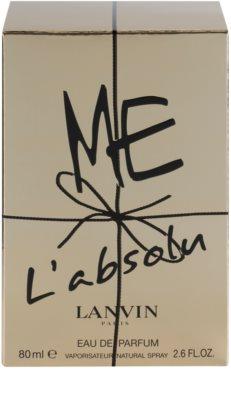 Lanvin Me L'Absolu Eau de Parfum für Damen 4