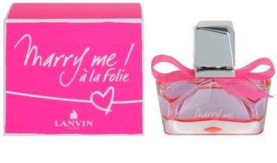 Lanvin Marry Me! á la Folie Eau De Parfum pentru femei