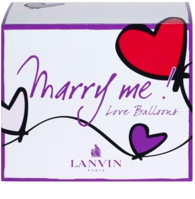 Lanvin Marry Me! Love Balloons eau de parfum para mujer 4