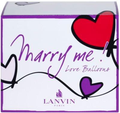 Lanvin Marry Me! Love Balloons Eau De Parfum pentru femei 4