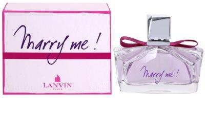 Lanvin Marry Me! Eau De Parfum pentru femei 1