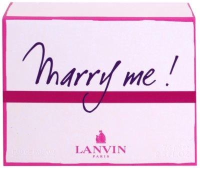 Lanvin Marry Me! Eau De Parfum pentru femei 4