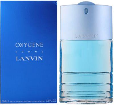 Lanvin Oxygene Homme Eau de Toilette für Herren