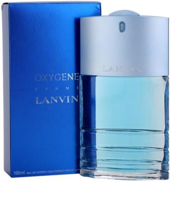 Lanvin Oxygene Homme eau de toilette para hombre 1