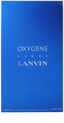 Lanvin Oxygene Homme eau de toilette para hombre 4