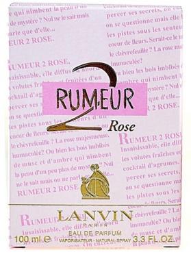 Lanvin Rumeur 2 Rose Eau de Parfum für Damen 4
