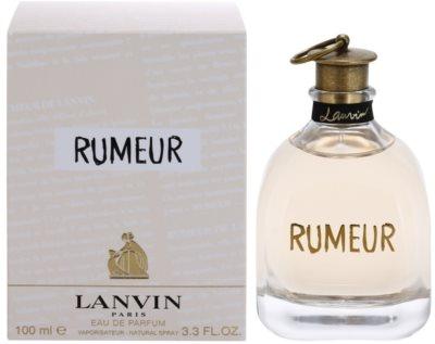 Lanvin Rumeur Eau de Parfum para mulheres