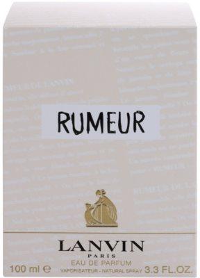 Lanvin Rumeur eau de parfum para mujer 4
