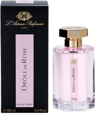 L'Artisan Parfumeur Drole de Rose Eau de Toilette pentru femei