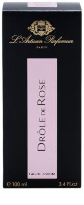 L'Artisan Parfumeur Drole de Rose туалетна вода для жінок 4
