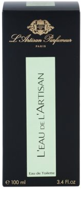 L'Artisan Parfumeur L'Eau de L'Artisan woda toaletowa unisex 4