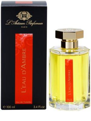 L'Artisan Parfumeur L'Eau d'Ambre toaletná voda pre ženy