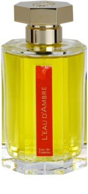 L'Artisan Parfumeur L'Eau d'Ambre toaletní voda tester pro ženy