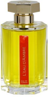 L'Artisan Parfumeur L'Eau d'Ambre туалетна вода тестер для жінок