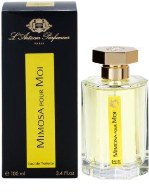 L'Artisan Parfumeur Mimosa Pour Moi eau de toilette nőknek